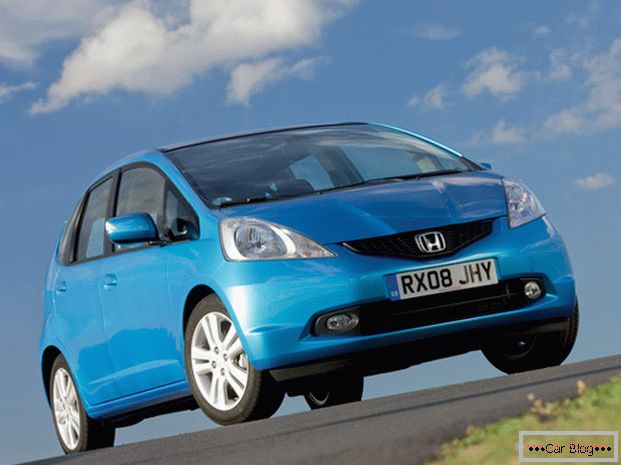 Carro Honda Jazz
