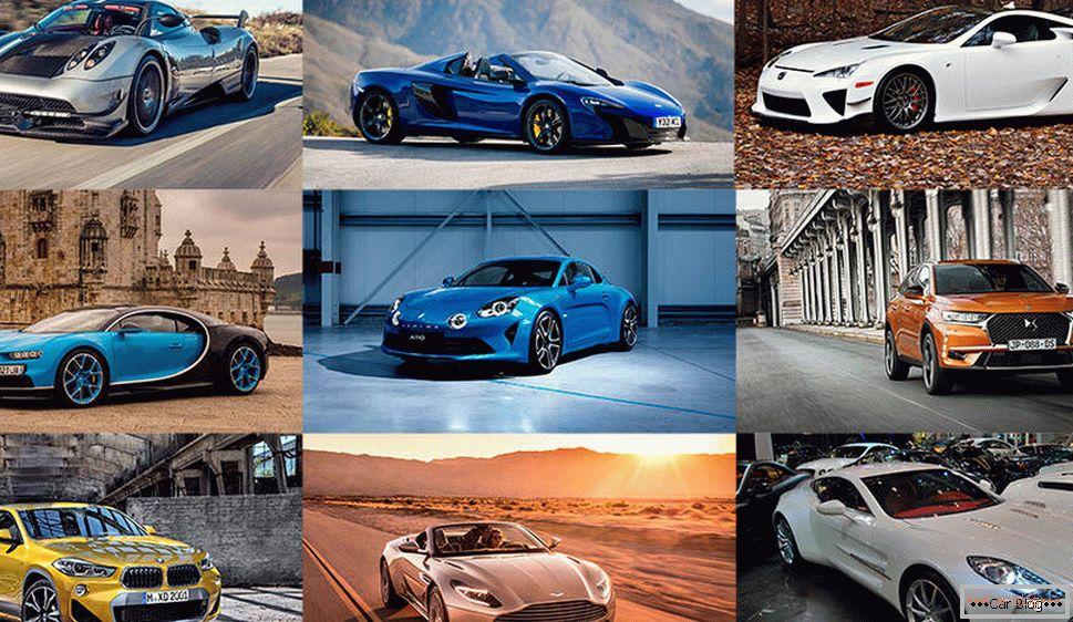 Top Carros Mais Bonitos Do Mundo